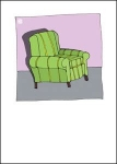 Luckychair blank notecards and invitations