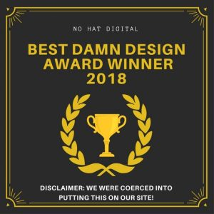 The Best Damn Design Awards (Ever!)