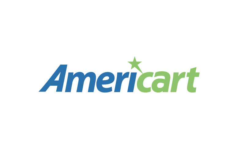 Logo design for Americart.com