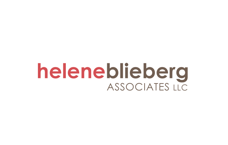 Logo design for Helene Blieberg