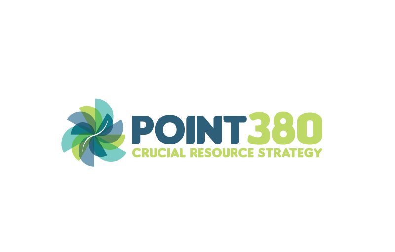 Logo design for Point380